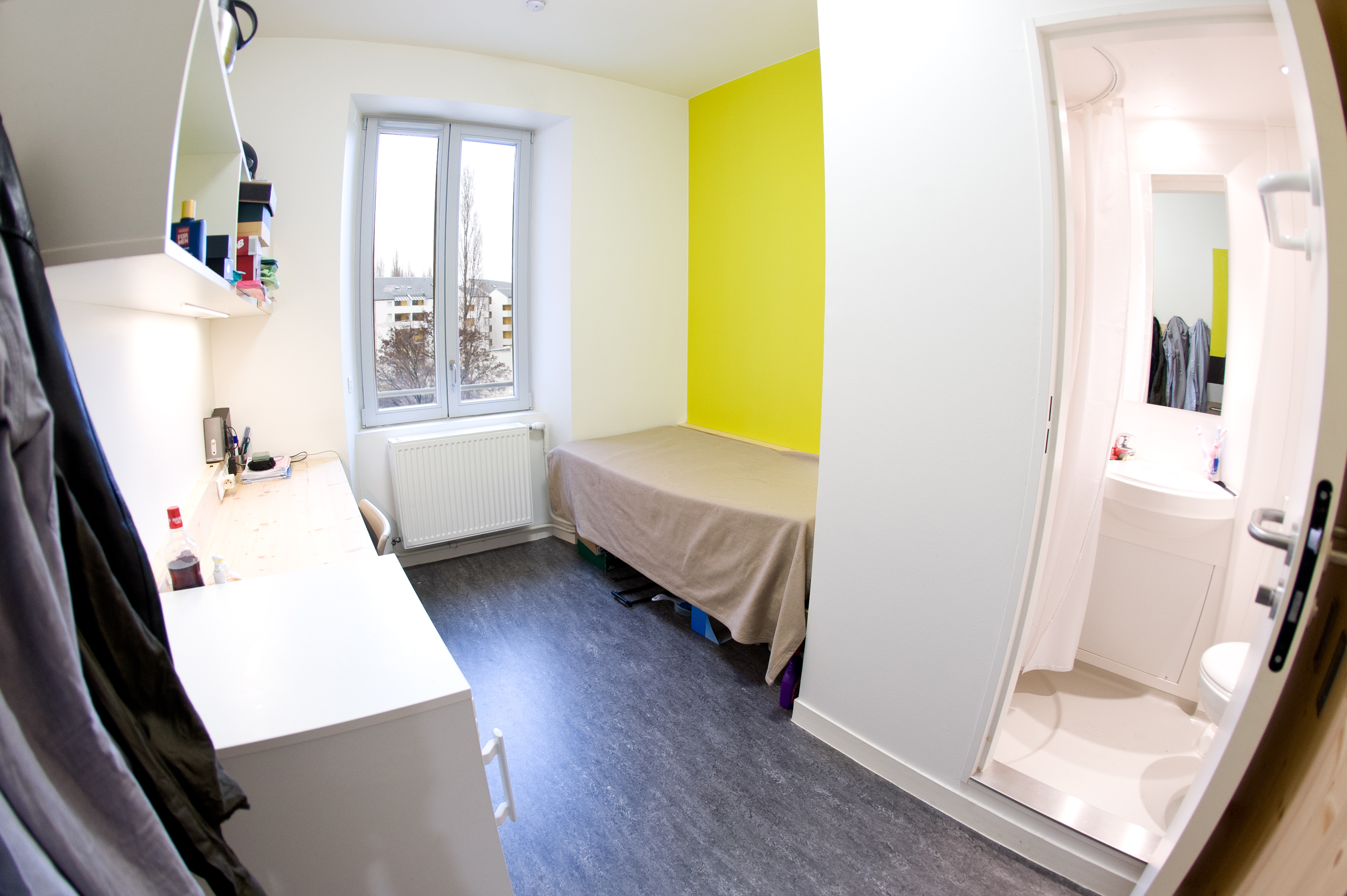 Maison des tudiants grenoble centre crous grenoble alpes for Chambre crous lille