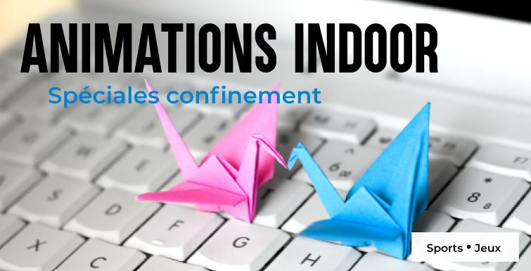 animations en ligne durant le reconfinement