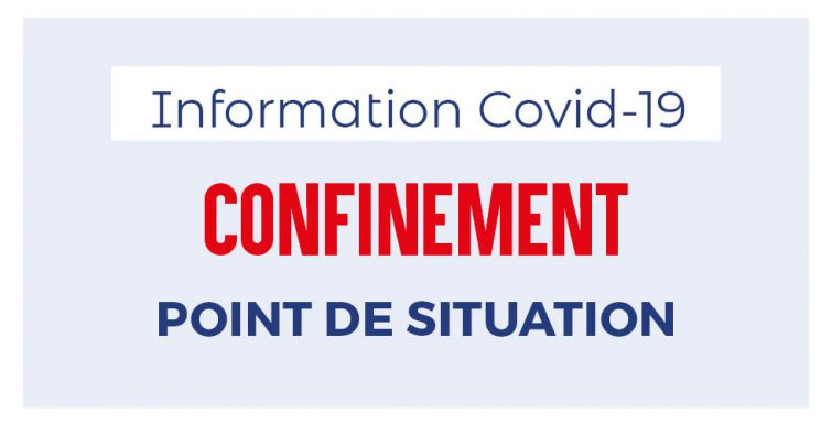 Point de situation durant le confinement du à la Covid-19. Logement, bourses, restauration, service social etc.
